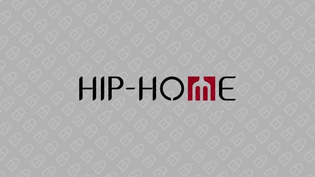 HIP HOME LOGO设计入围方案6