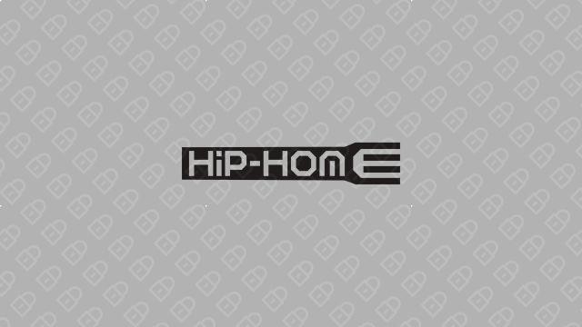 HIP HOME LOGO设计入围方案0