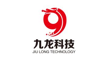 九龙科技LOGO设计