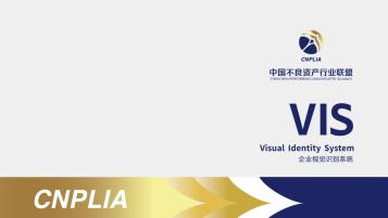 中国不良资产行业联盟VI设计