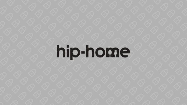 HIP HOME LOGO设计入围方案2