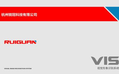 杭州锐冠科技有限公司VI