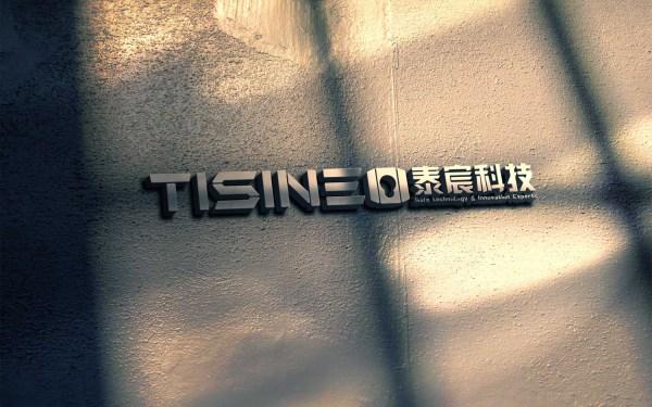 Tisineo 泰宸科技 酒店保险箱行业LOGO/VI设计