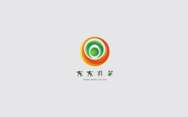 东东翡翠LOGO设计