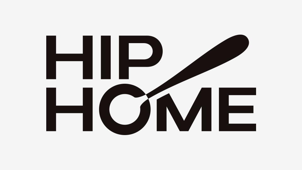 HIP HOME LOGO设计