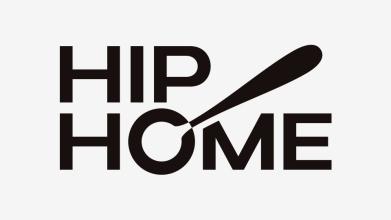 HIP HOME LOGO設計