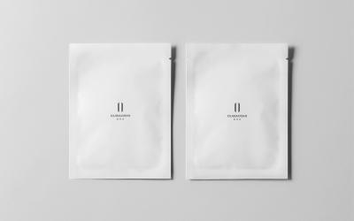 欧宝诗 高端面膜 logo设计