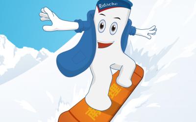 南阳药业-理通小子卡通形象设计