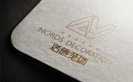 诺德装饰标志设计