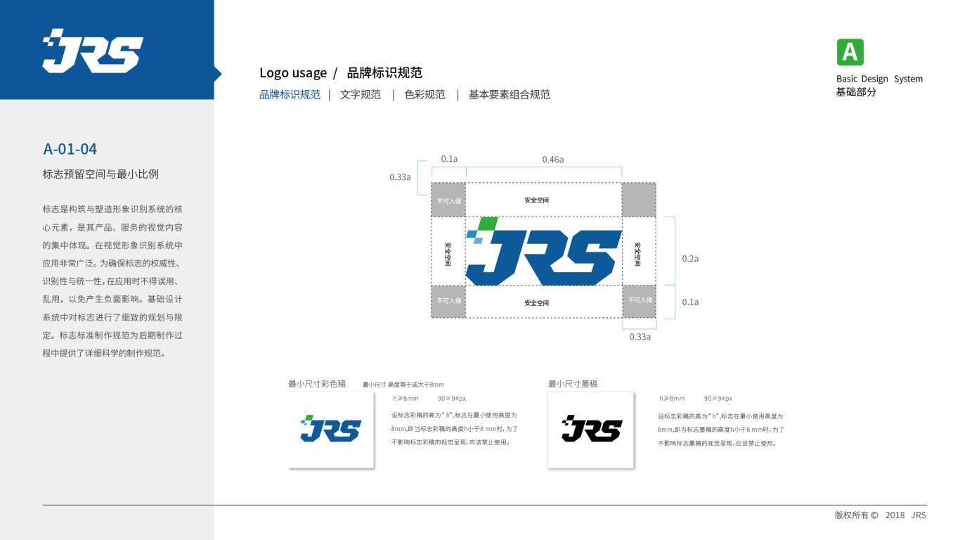 杰锐思VI设计中标图5