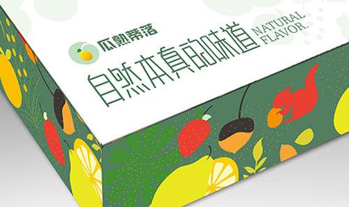 [北斗品牌设计]·瓜熟蒂落农产品品牌包装设计项目