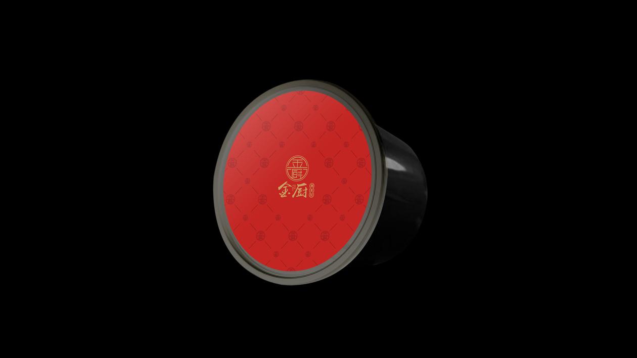 金厨湘菜馆包装设计中标图3