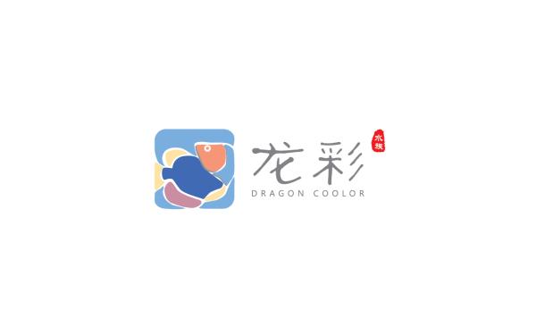 龍彩logo