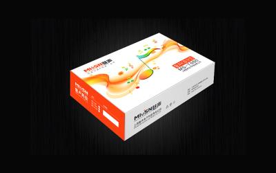 魅声科技K歌产品包装设计