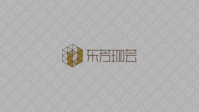 东芳珈芸LOGO设计入围方案0