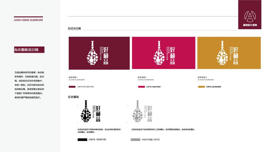 中国好藏品LOGO设计中标图3