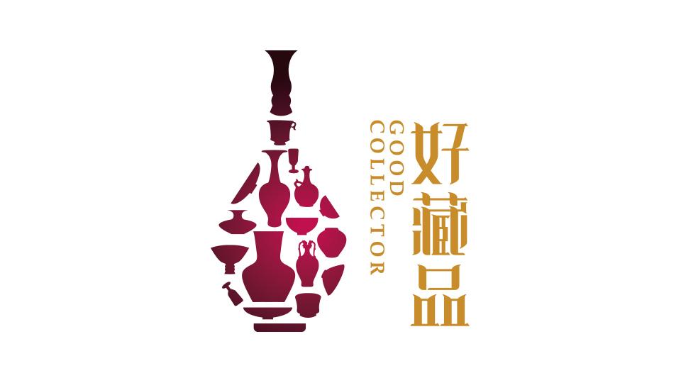 中国好藏品LOGO设计中标图0