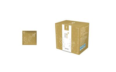 保健茶套系包装设计