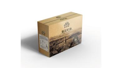 天然猎人包装设计