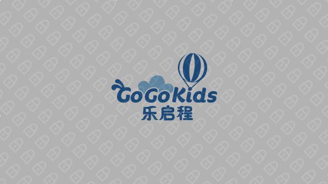 乐启程LOGO设计入围方案6