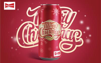 圣誕節啤酒包裝