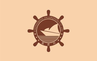 中国载君舟鞋业vi/logo设...