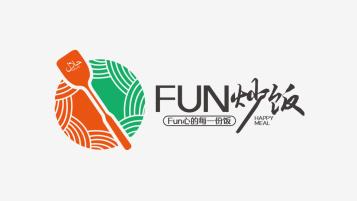 Fun炒飯LOGO設計
