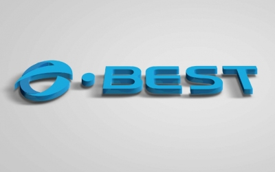 E.BEST伊柏斯logo設計
