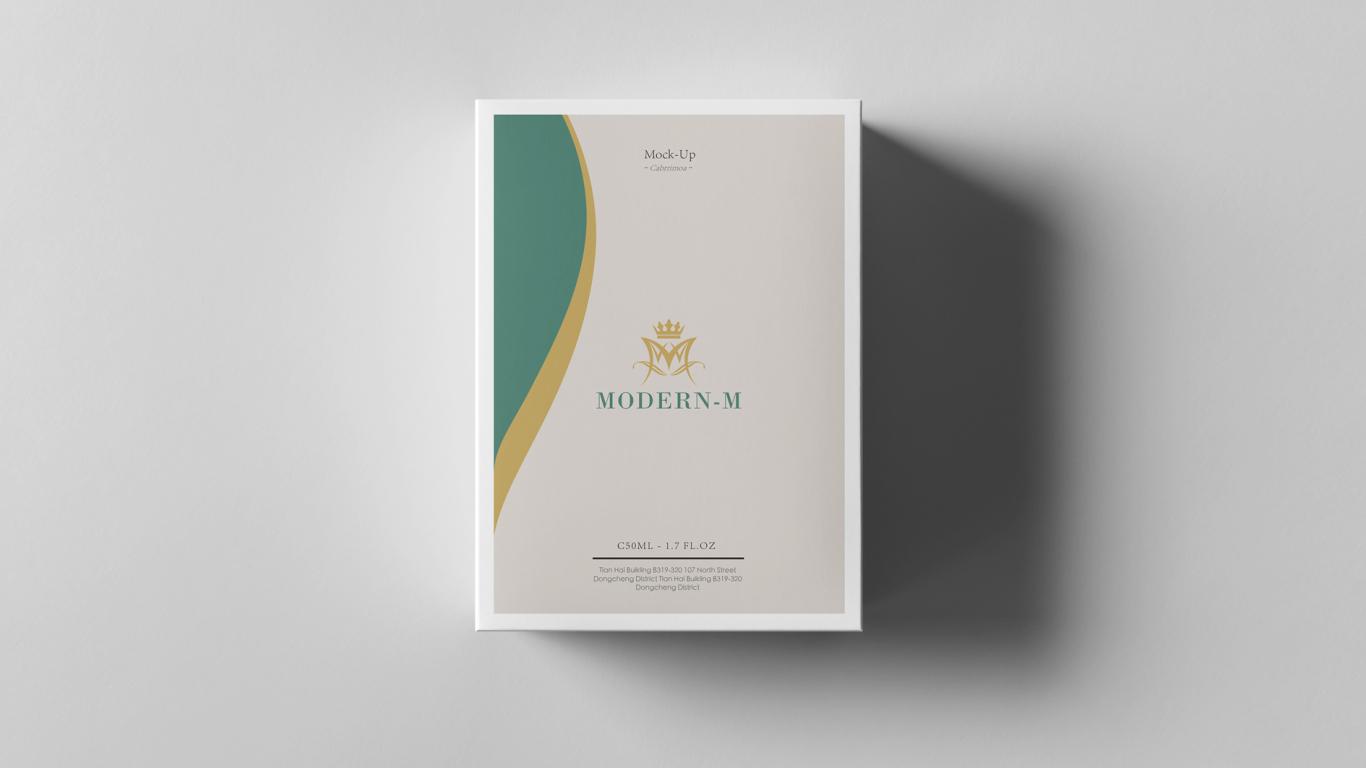 马迭尔M酒店VI设计中标图14