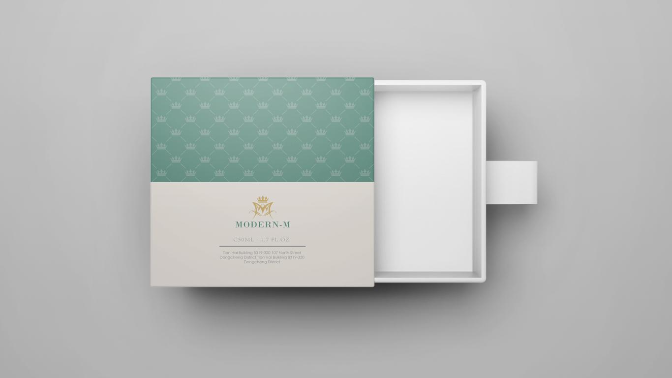马迭尔M酒店VI设计中标图16