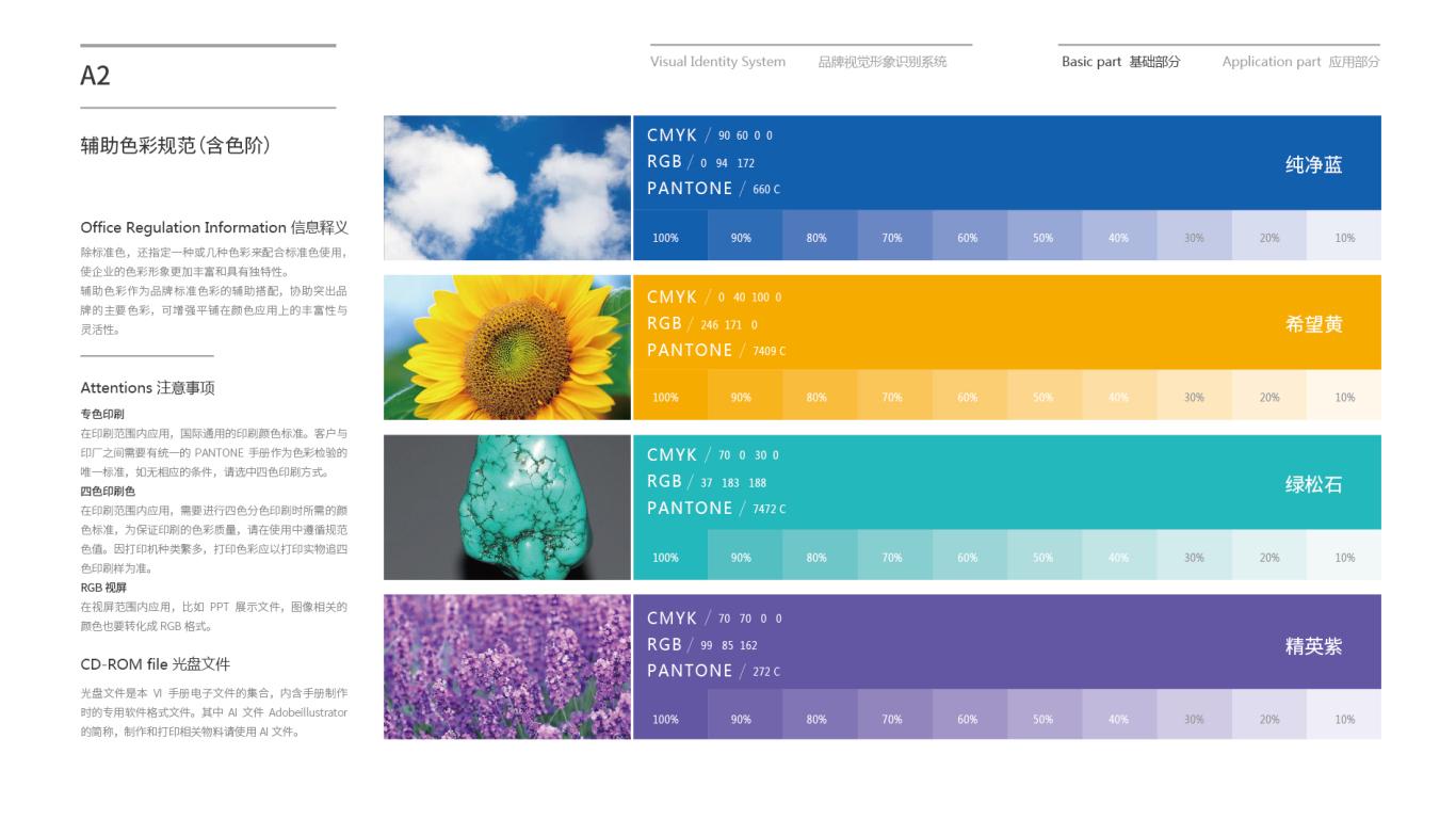 乐滋国际英语企业VI设计中标图4