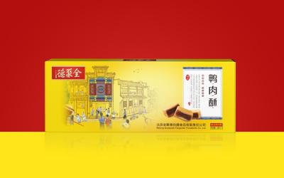 全聚德老北京休闲食品包装