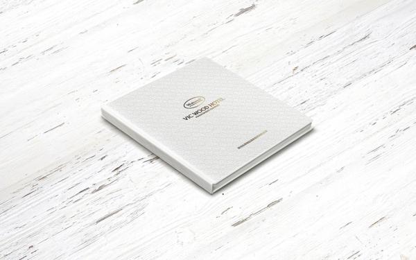 維克伍德精品酒店樓書畫冊設計