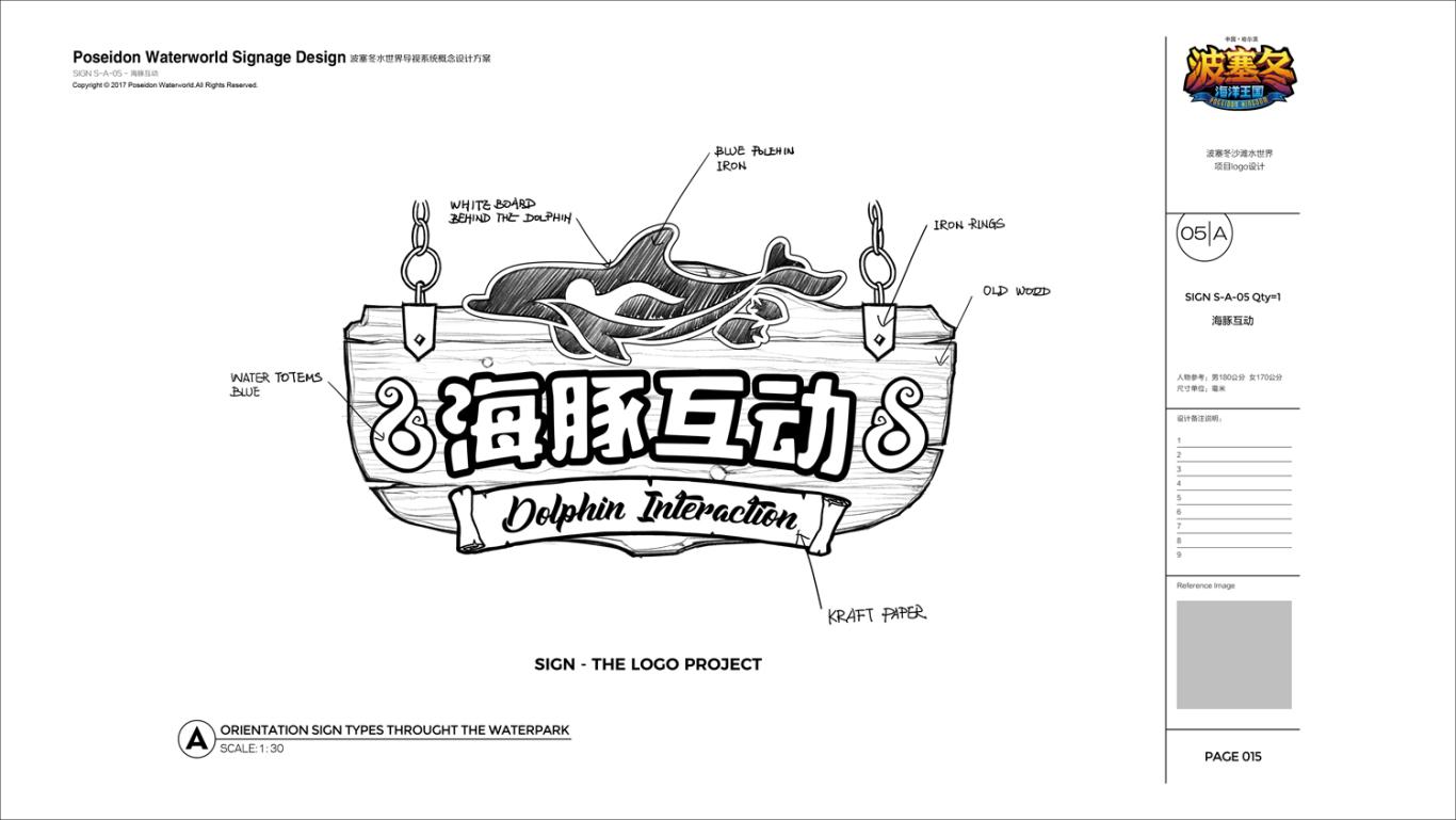 哈尔滨波塞冬水世界导视系统概念设计图18