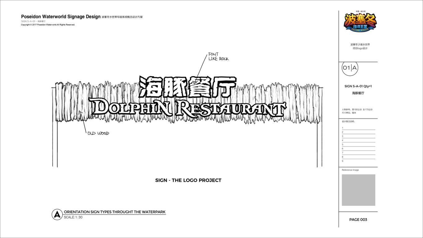 哈尔滨波塞冬水世界导视系统概念设计图6
