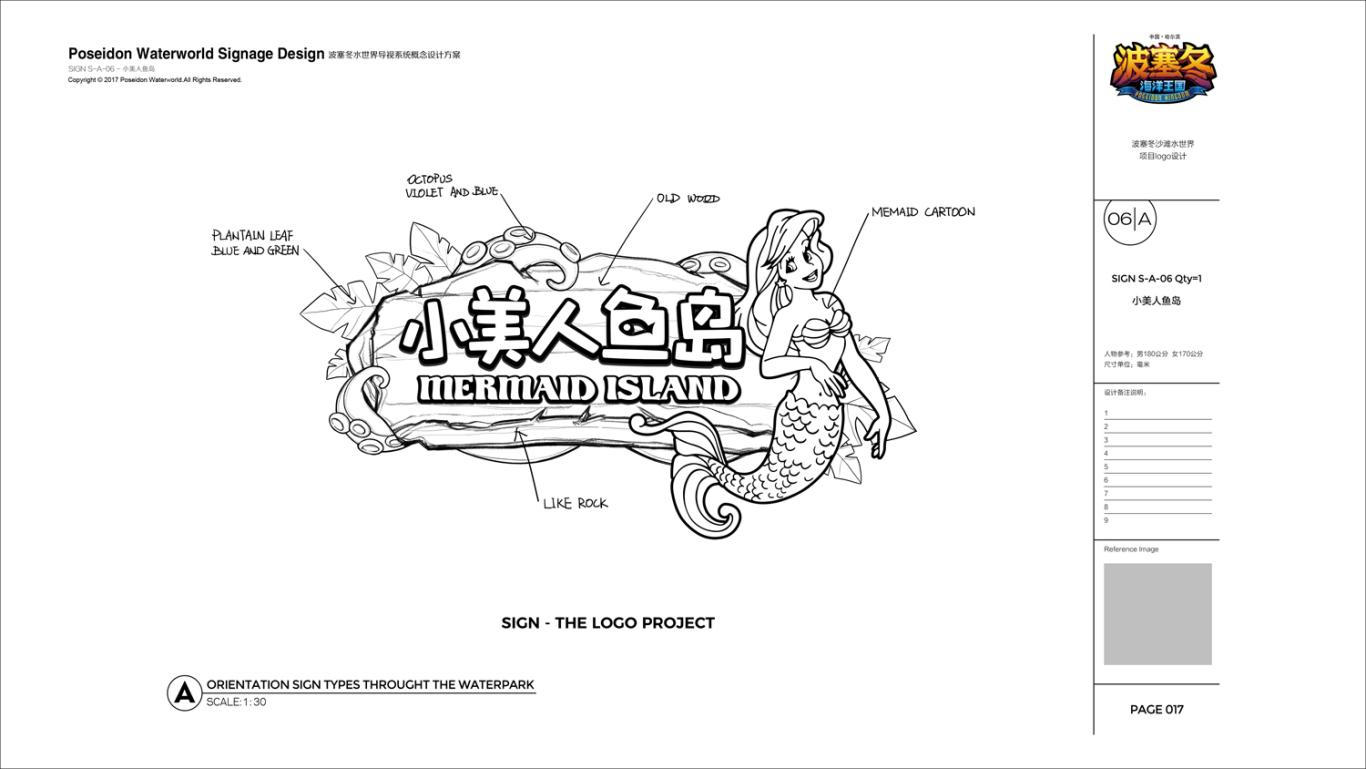 哈尔滨波塞冬水世界导视系统概念设计图20