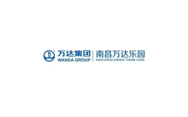 南昌萬達樂園開業KV視覺形象設計