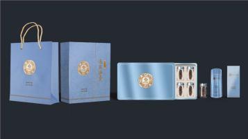 珍百年海参高端包装设计