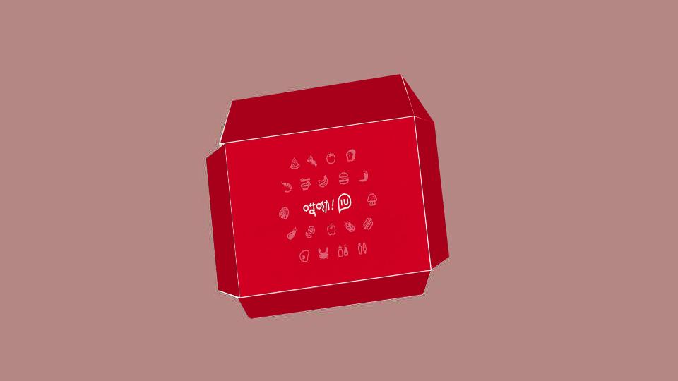 哎呦融合餐厅包装设计中标图4