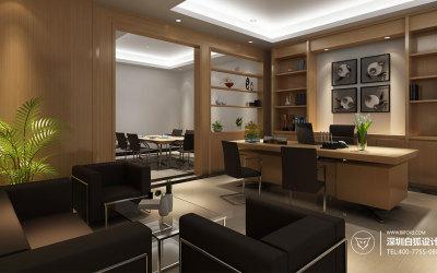 办公室设计_企业办公空间设计案...