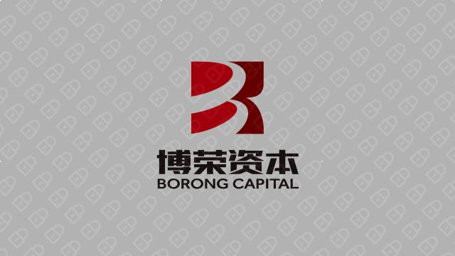 博荣资本LOGO设计入围方案2