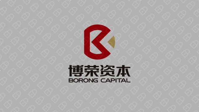 博荣资本LOGO设计入围方案4