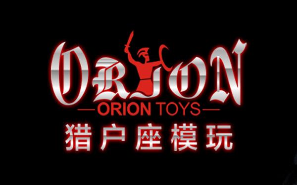 猎户座模玩 logo设计