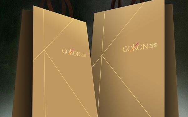 古肯 logo设计 /VI设计