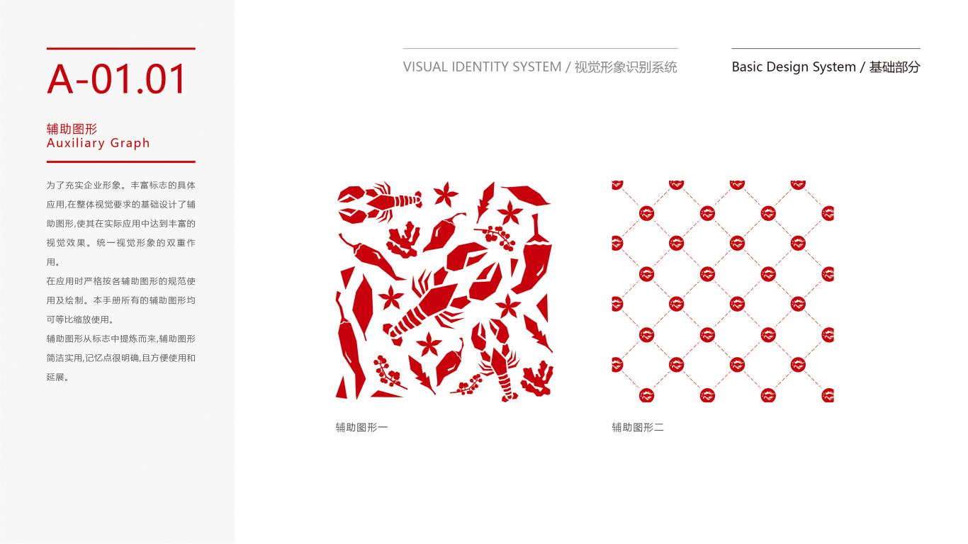 拉馋麻辣小龙虾VI设计中标图1