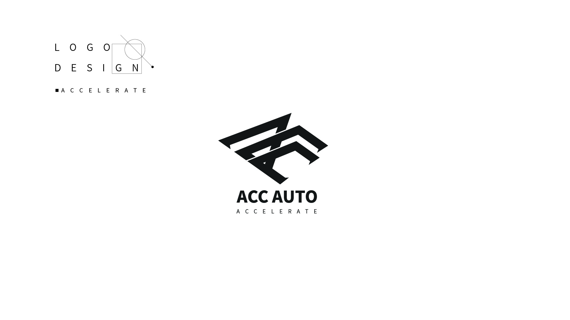 Acc Auto项目LOGO万博手机官网
