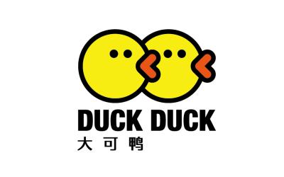 大可鸭童装品牌形象设计