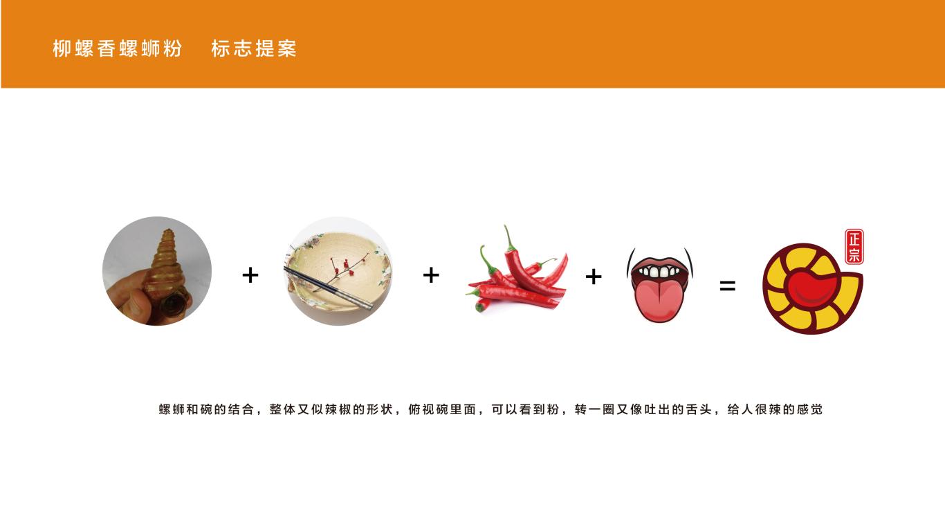 柳螺香螺蛳粉LOGO设计中标图1
