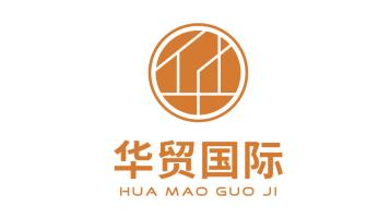 华贸国际LOGO设计