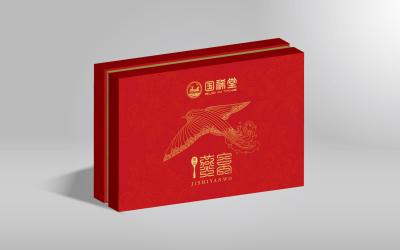 国稀堂即食燕窝包装设计